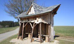 Wanderschutzhütte Bracht