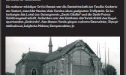 ÖKLE Raeren Kulturhistoirsche Beschilderung Dorfkirche Hauset