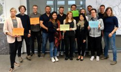 4. Im April 2017 beginnt der 1. Kurs an der RWTH. Das Semesterziel - Die Studenten werden Ortsentwicklungspläne für Elsenborn, Manderfeld und Wallerode erarbeiten.