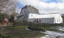 Dorfhaus Eynatten 2 - Das Aktionszelt am INSIDE