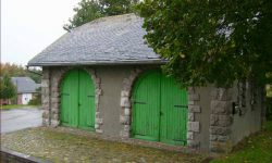 Dorfhaus Hünningen 1 - Spritzenhaus