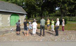 Dorfhaus Hünningen 4 - Ortstermin Arbeitsgruppe