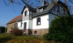 Dorfhaus Holzheim 1 - Forsthaus aktuell