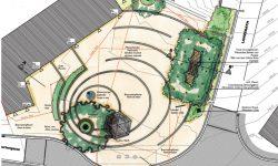 Dorfplatz Manderfeld 3 - Vorprojekt