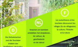 Dorftourismus 2017 Flyer