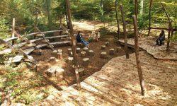 Theater in der Natur - Im Rahmen der Holzerlebnistage