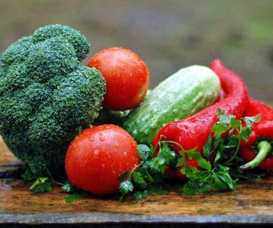 Nahversorgung Gemüse