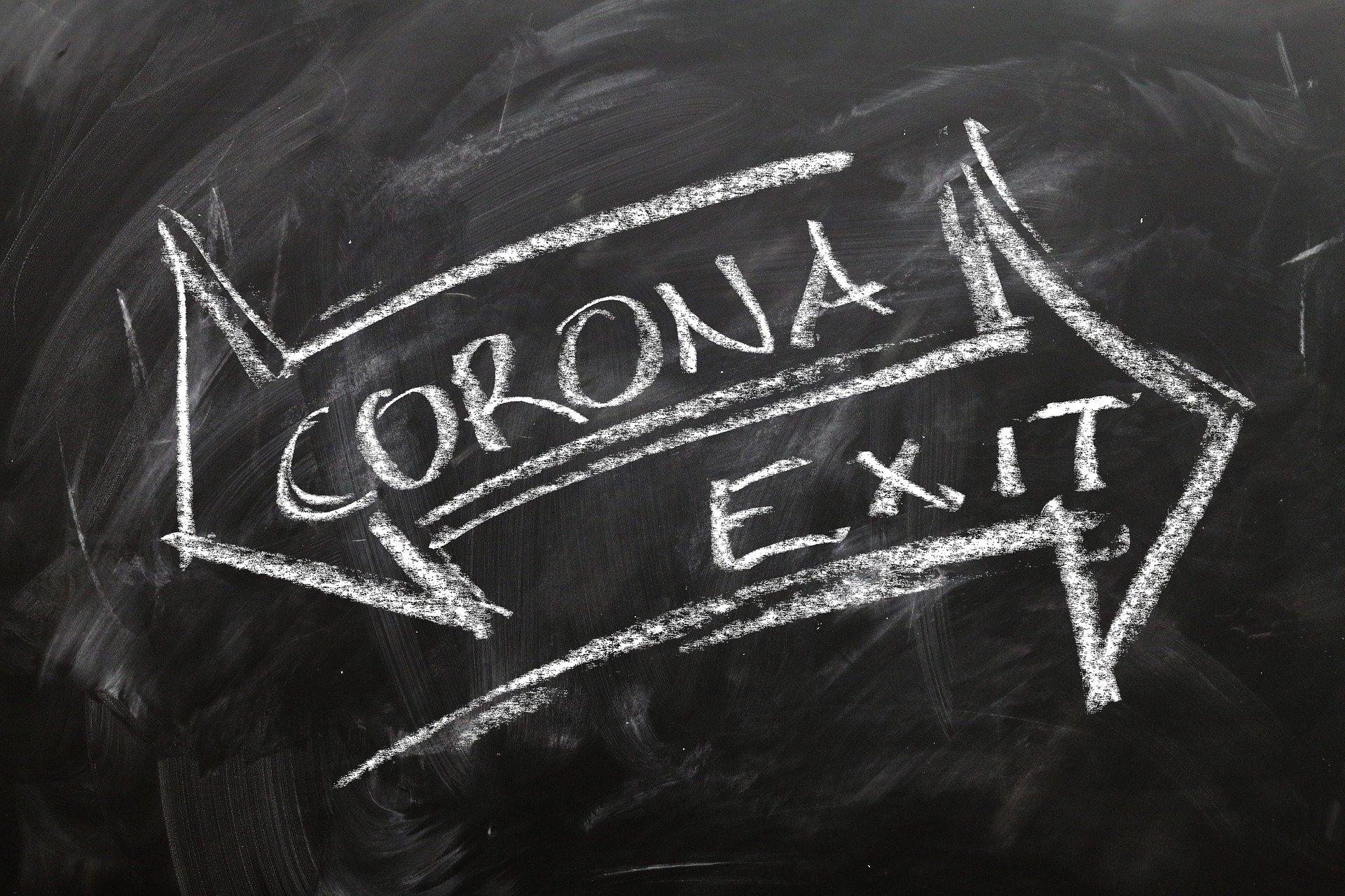 """Foto """"Corona-Exit"""""""