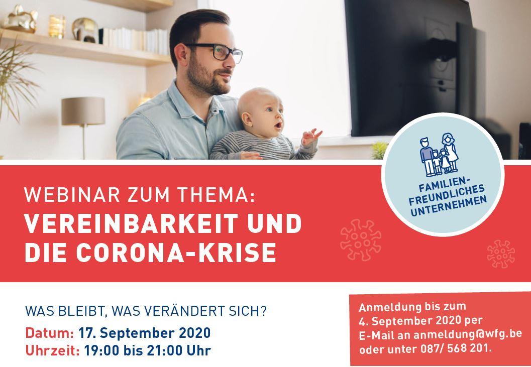 """Webinar """"Familienfreundlichkeit"""""""