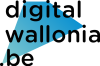 Logo Digital Wallonia Couleur RVB