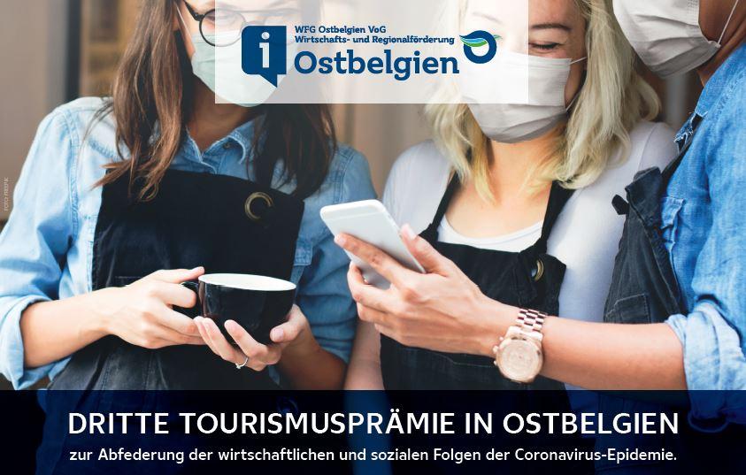 Bild Dritte Tourismusprämie DG