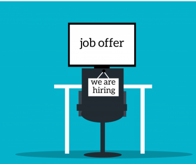Bild Job offer