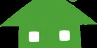 Grünes Häuschen