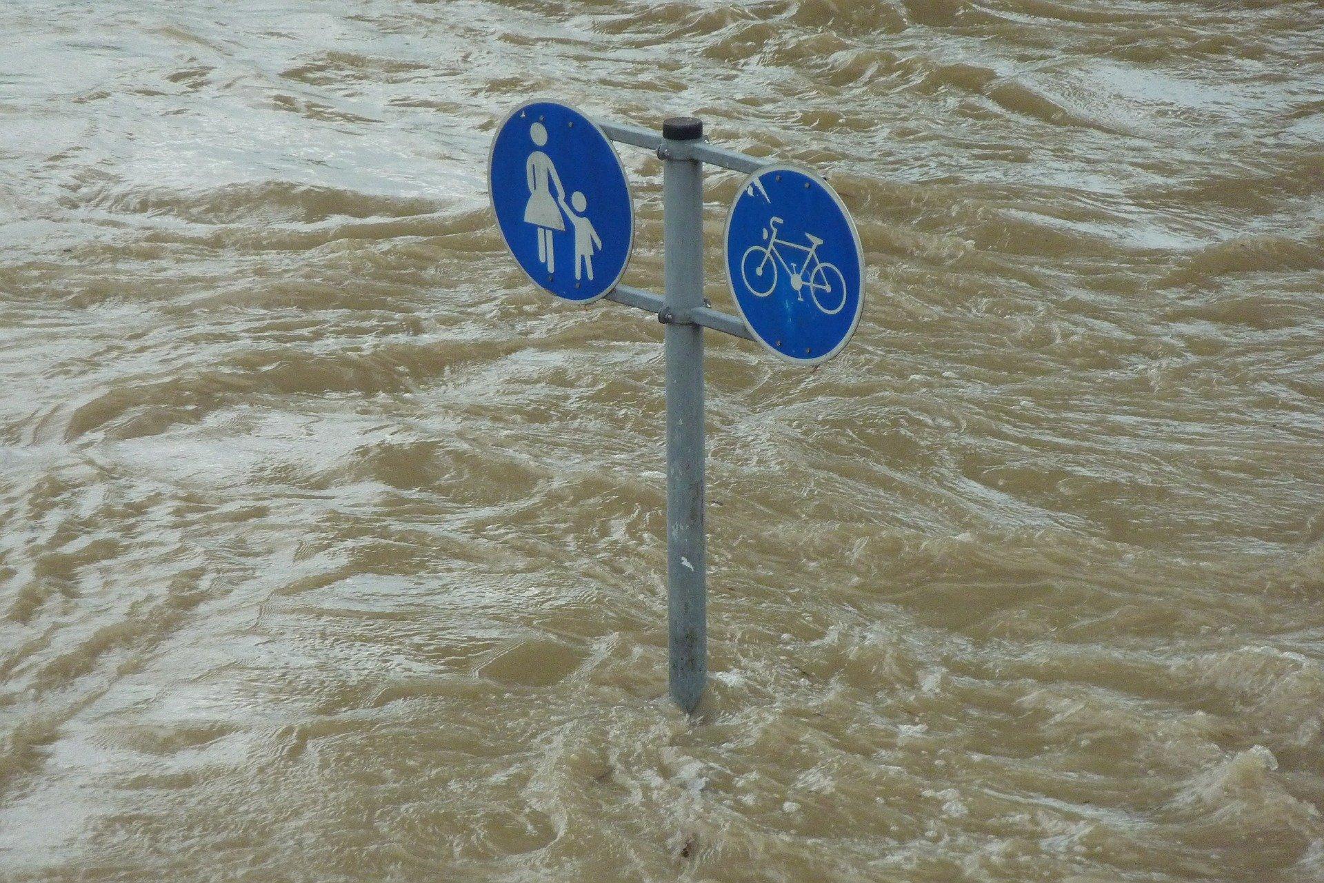 Bild Hochwasser 2021