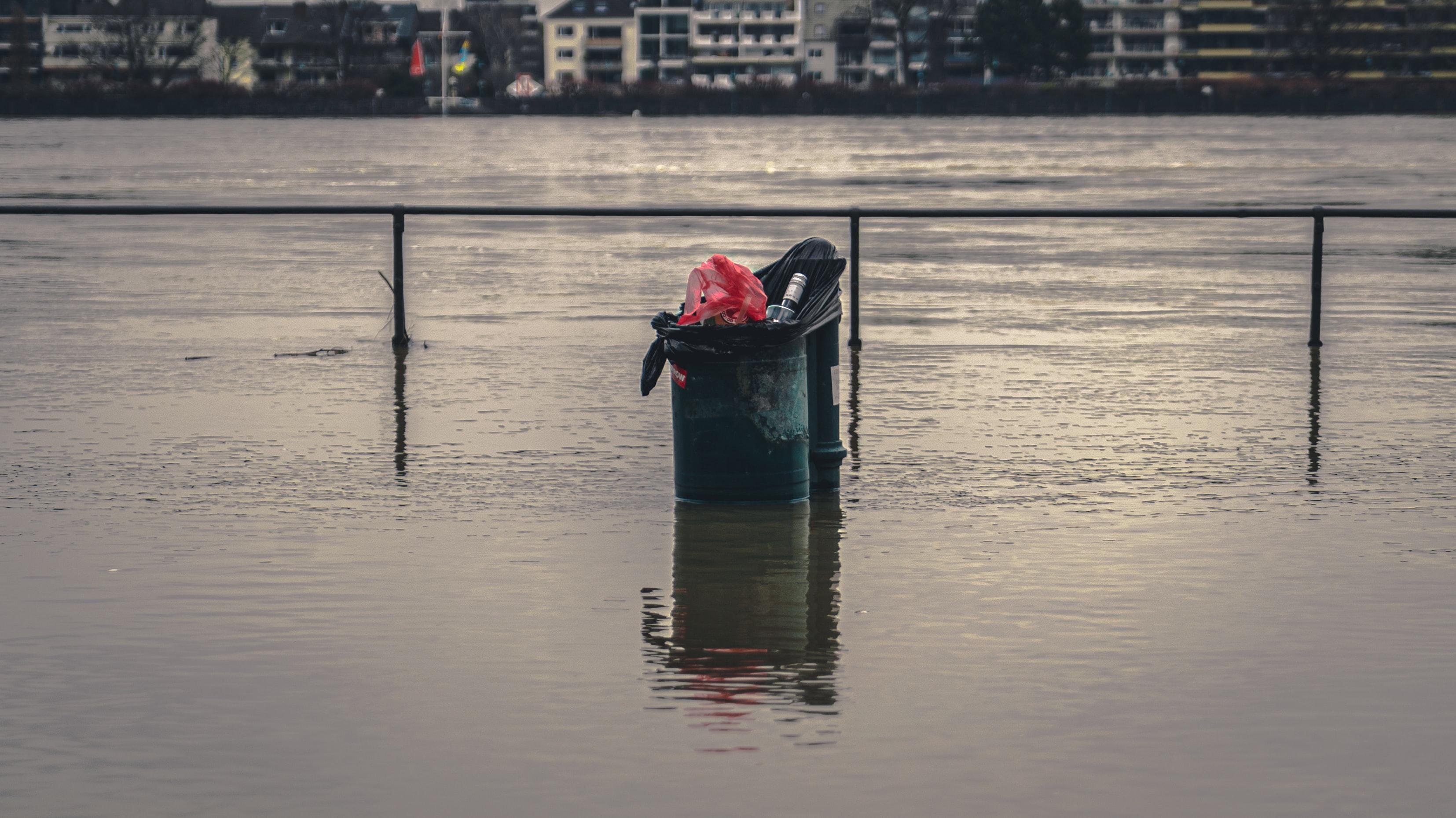 Bild überflutung